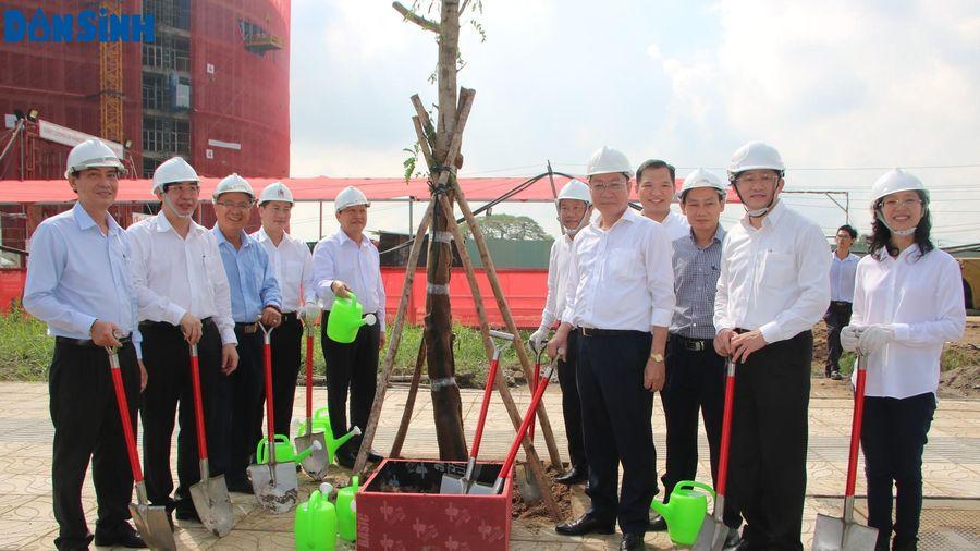 TP.HCM: Xây dựng nền y tế thân thiện với môi trường tại khu Y tế Kỹ thuật cao