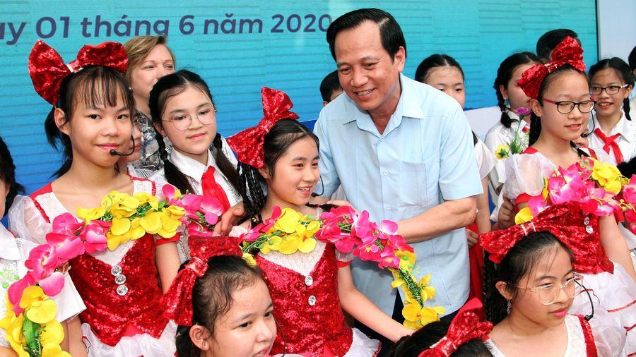 Chung tay bảo vệ trẻ em, phòng, chống xâm hại trẻ em