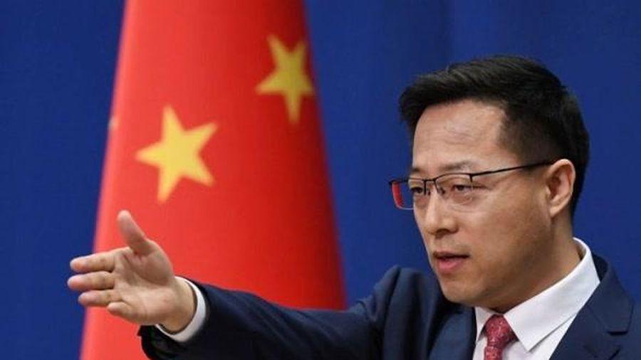 Trung Quốc lại đe dọa 'phản công' nếu Mỹ làm phương hại đến lợi ích quốc gia