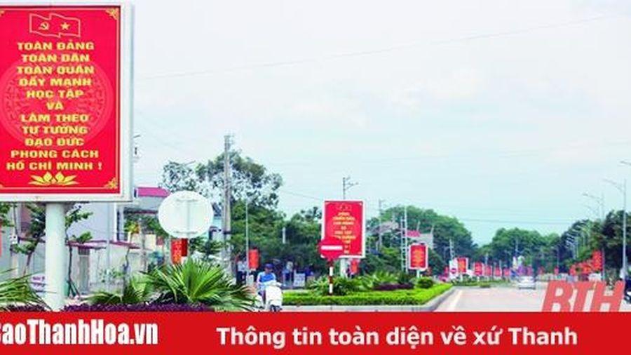 Huyện Thọ Xuân tạo sức lan tỏa trong thực hiện Chỉ thị 05 của Bộ Chính trị