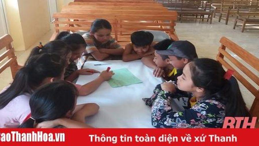 Huyện Như Thanh: Điểm sáng trong thực hiện quyền trẻ em