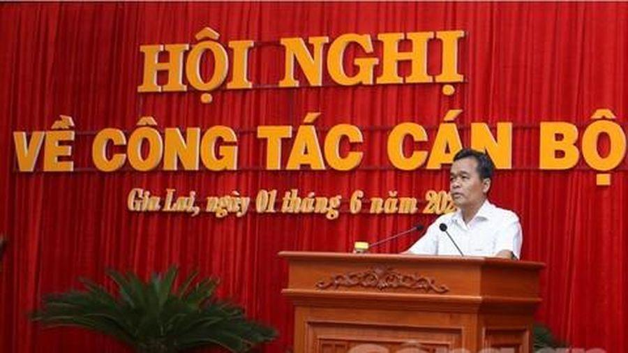 Gia Lai và Kon Tum có Bí thư Tỉnh ủy mới