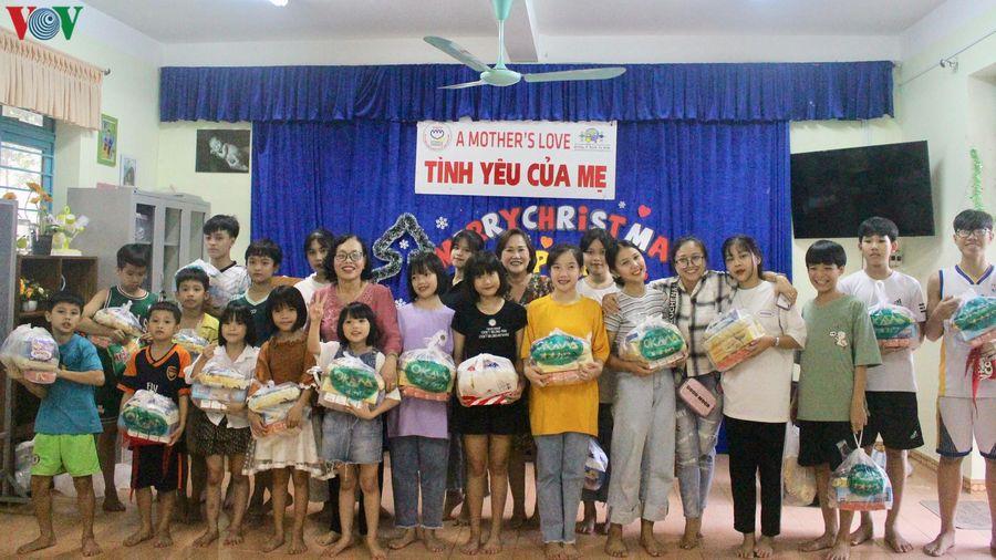 Nơi cưu mang những trẻ em bất hạnh ở Đà Nẵng