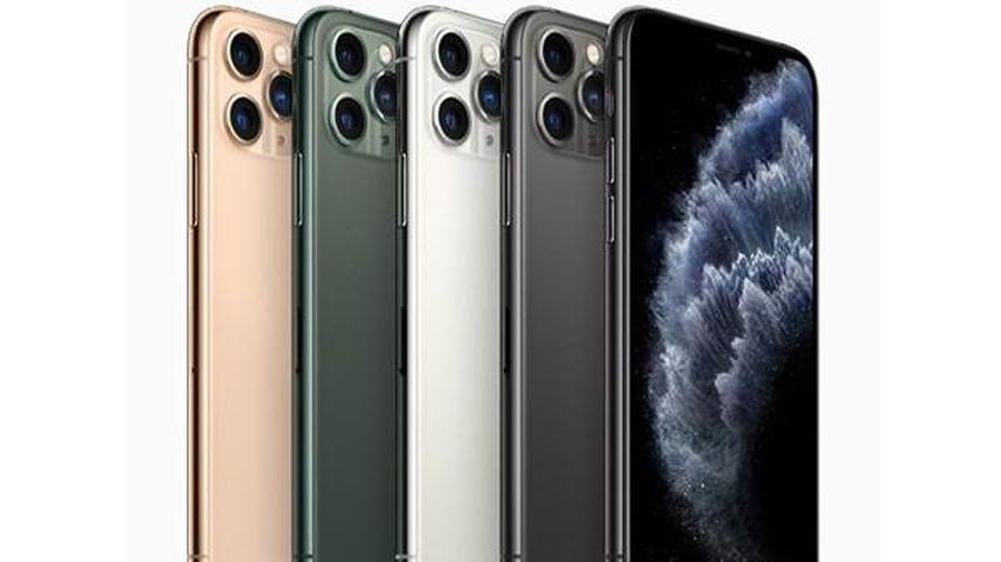 iPhone 11 trở thành smartphone bán chạy nhất thế giới