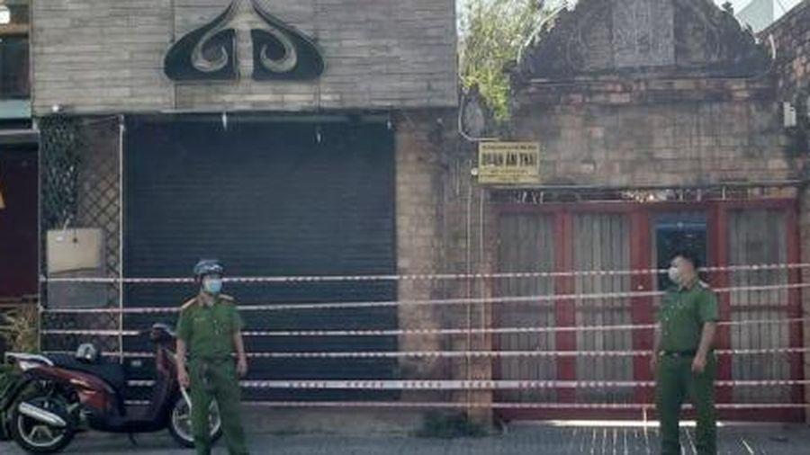 TP.HCM vẫn chưa cho phép quán ăn Thái Buddha vốn là ổ dịch Covid - 19 được hoạt động trở lại