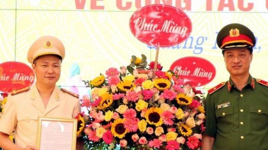 Quảng Ninh: Bổ nhiệm tân Giám đốc Công an tỉnh