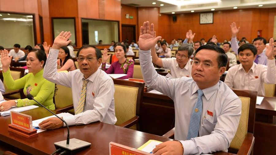 Không tổ chức HĐND quận, phường tại thành phố Hồ Chí Minh: Giảm tầng nấc, tăng hiệu quả