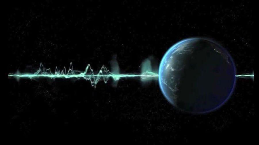 Những tiếng động kỳ lạ ghi âm được từ vũ trụ