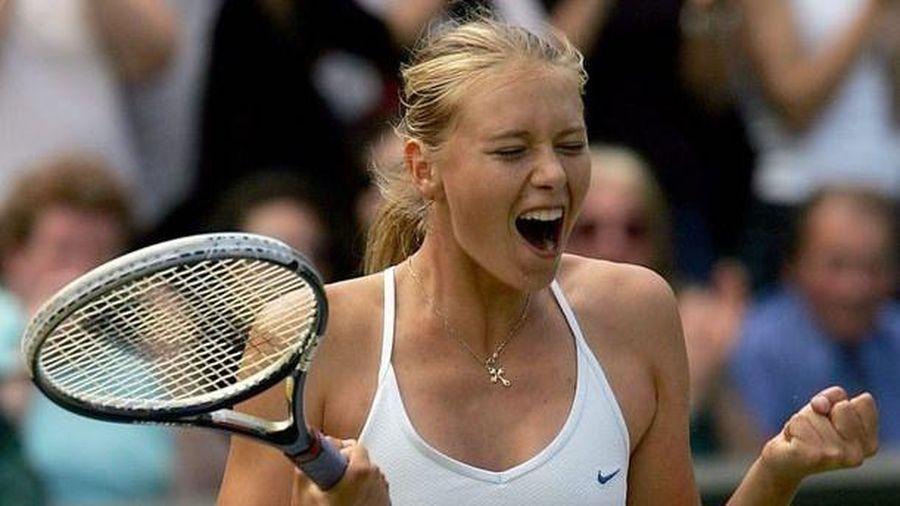 Sharapova và những bất ngờ tại chung kết Grand Slam