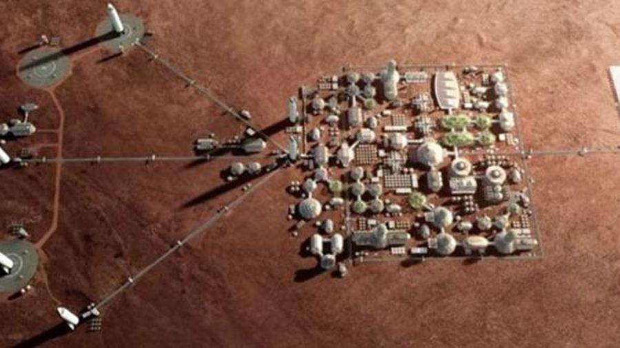 Sống trên sao Hỏa: Con người phải thay đổi bản thể