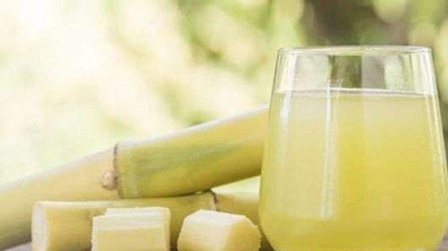 Uống nước mía kiểu này dễ gây họa cho sức khỏe, càng uống càng tổn thọ