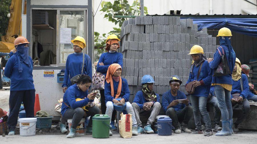 Singapore gấp rút xây nhà cho lao động nhập cư