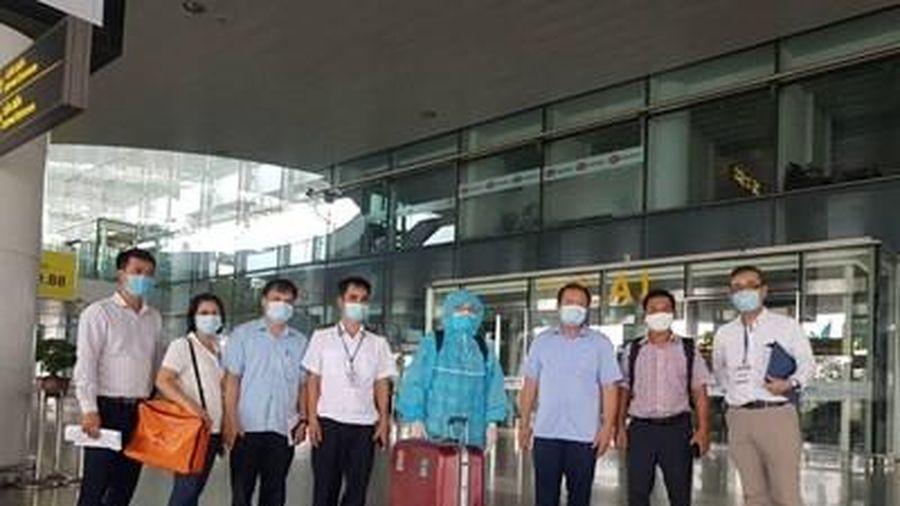 Chuyên gia của Nhật Bản đã đến Việt Nam để kiểm dịch vải thiều xuất khẩu