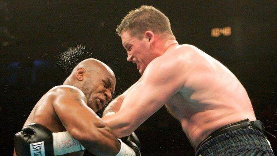 Mike Tyson và ký ức xấu hổ nhất sự nghiệp