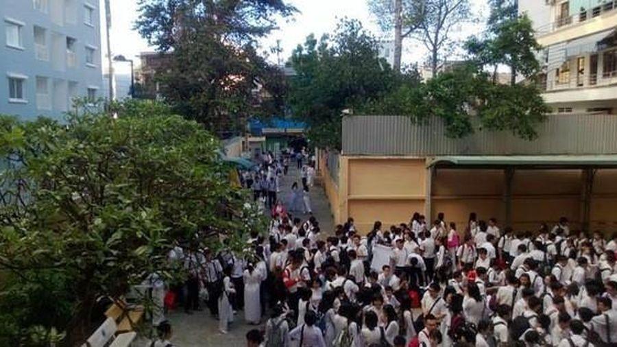 Trường Phổ thông năng khiếu, ĐHQG TP HCM công bố tuyển sinh lớp 10