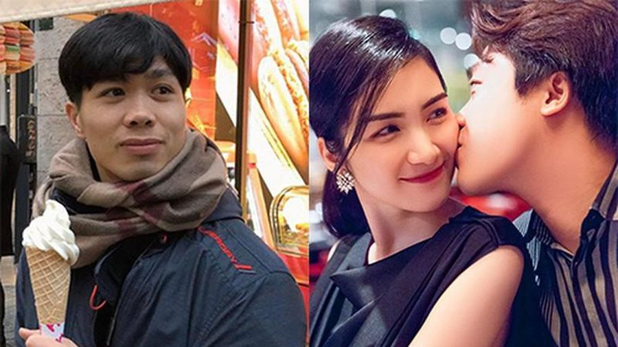 Công Phượng đính hôn, Hòa Minzy cũng hạnh phúc viên mãn