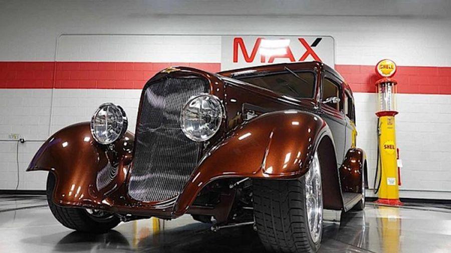 Dodge SRT33 1933 hơn 4 tỷ đồng sẽ bạn thành 'Bố già mafia'