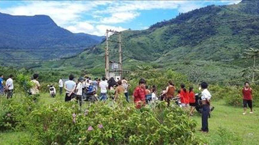 Quảng Nam: Học sinh lớp 5 bị điện giật tử vong vì leo trạm biến áp bắt chim