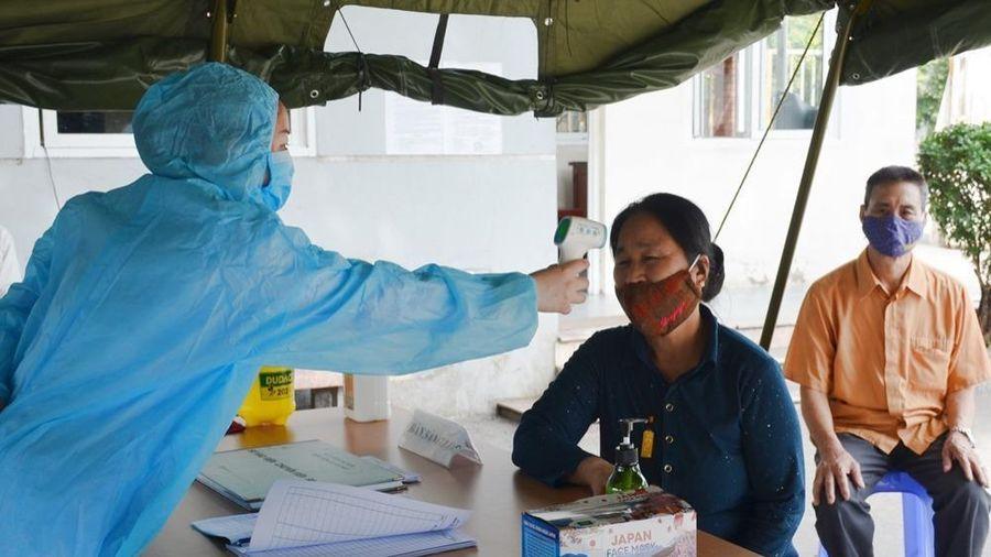 Bệnh viện Phổi Quảng Ninh hoạt động trở lại