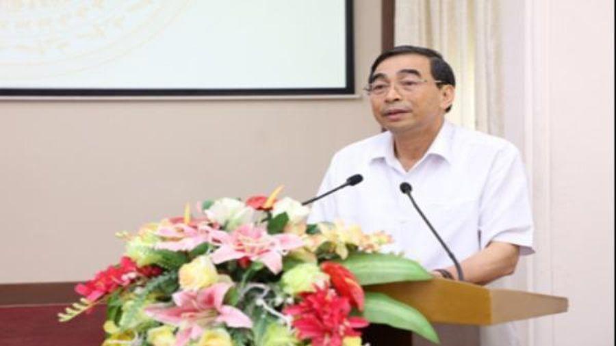 Ninh Bình tổ chức phiên họp thường kỳ tháng 6