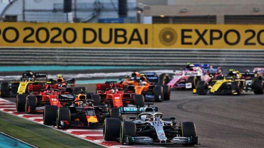 8 chặng đua xe F1 đầu tiên sẽ diễn ra ở châu Âu