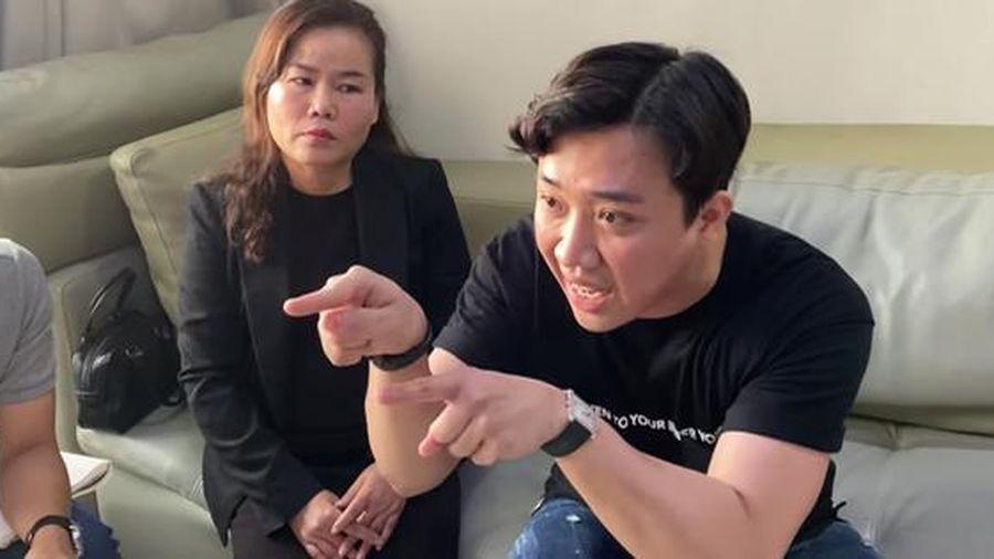 Sao Việt chia sẻ quan điểm về cách hành xử của Trấn Thành khi bị vu khống 'bay lắc'