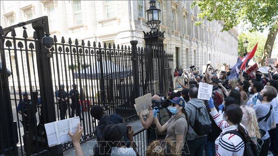Thủ tướng Anh lên án vụ công dân da màu George Floyd tử vong tại Mỹ