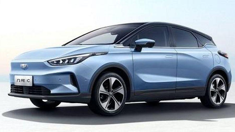 Hatchback chạy điện Geometry C ra mắt, công suất 197 mã lực, phạm vi di chuyển lên tới 550 km