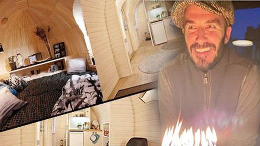 Hé lộ cuộc sống xa hoa đến mức 'đáng lên án' của gia đình Beckham
