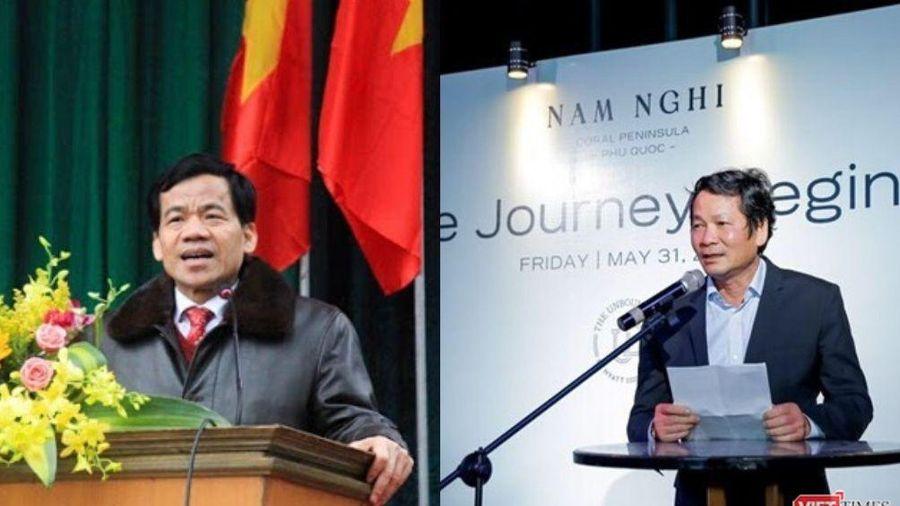 Mối hợp tác giữa đại gia Hà Văn An và 'soái' Võ Văn Hồng