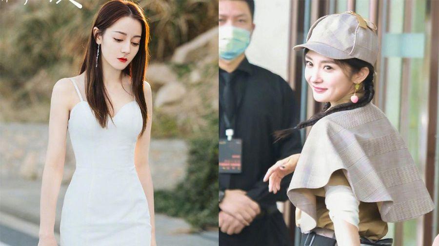 Sinh nhật ảm đạm của Địch Lệ Nhiệt Ba: Tất cả diễn viên Gia Hành đều ngó lơ, 'chị em tốt' Dương Mịch đâu rồi?