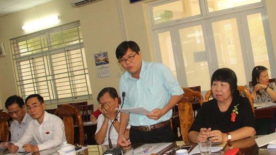 Đoàn giám sát Hội đồng nhân dân TP.HCM đánh giá cao công tác thực hiện chính sách Bảo hiểm xã hội và Bảo hiểm thất nghiệp trên địa bàn thành phố.