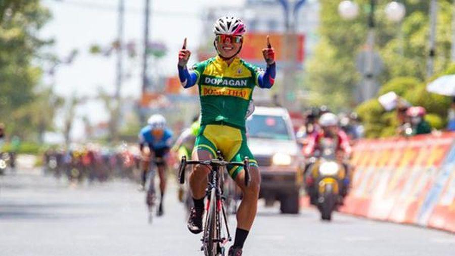Tuấn Kiệt (Dopagan Đồng Tháp) lần thứ ba thắng chặng