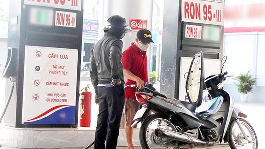 Đảm bảo việc cung ứng xăng dầu trên địa bàn tỉnh