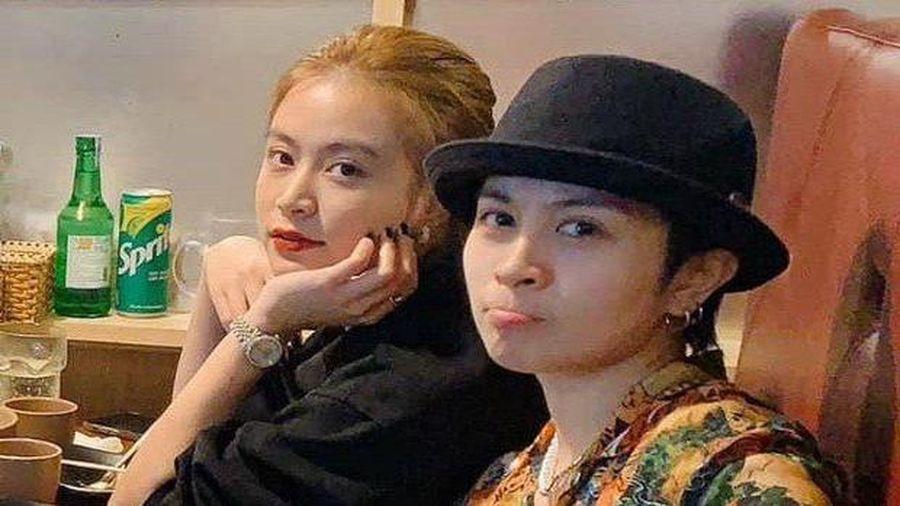 Loạt ảnh tình cảm của Hoàng Thùy Linh và Gil Lê dù chưa công khai