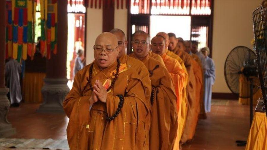 Phật giáo tỉnh Kon Tum khai hạ