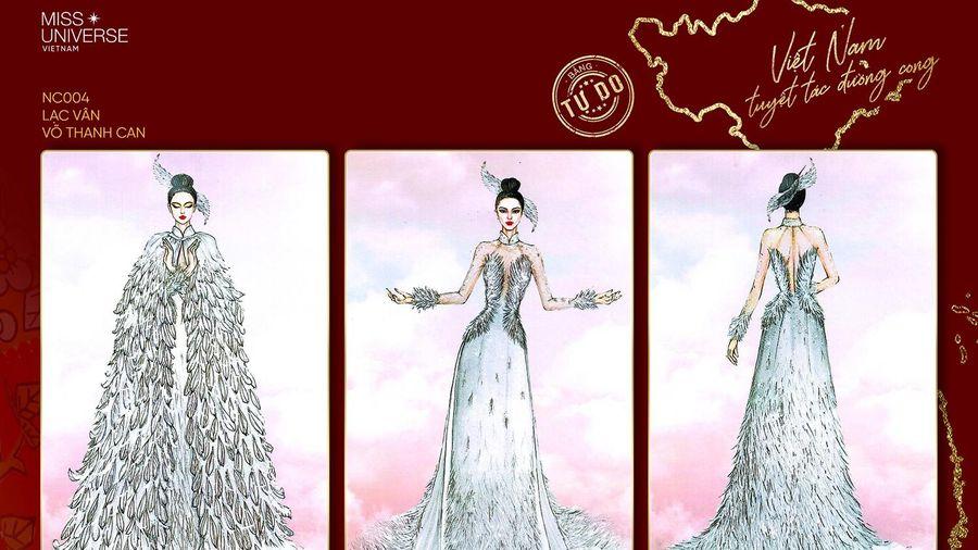 'Dịch Covid-19', 'Đi đường quyền' trở thành cảm hứng trang phục dân tộc