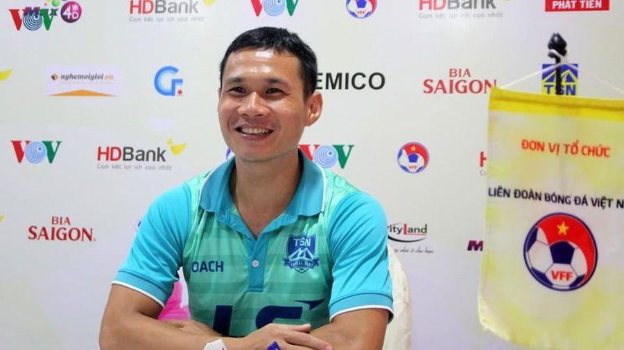 HLV Nguyễn Bảo Quân: Cột mốc mới tại Cao Bằng FC