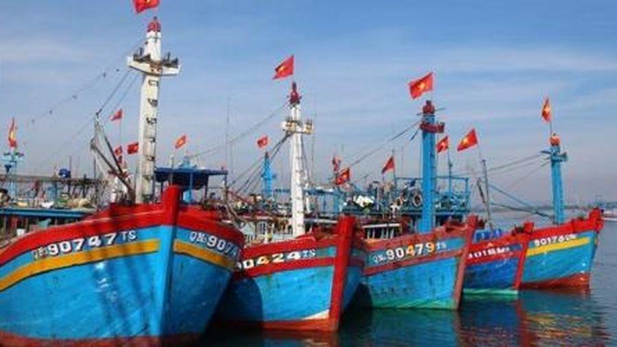 Phú Yên: Ban hành 5 tiêu chí về đóng mới, cải hoán, thuê và mua tàu cá