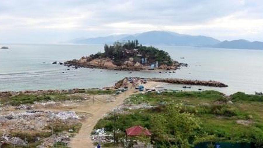 Thêm một dự án lấn vịnh Nha Trang bị thu hồi