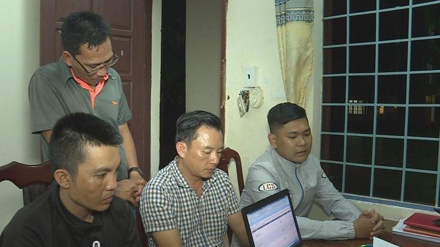 Triệt phá đường dây đánh bạc 'khủng' ở Đắk Lắk