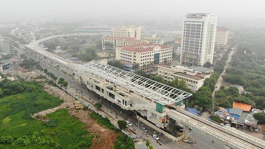 Nan giải bài toán tìm đủ lái tàu tuyến đường sắt đô thị Nhổn - Ga Hà Nội