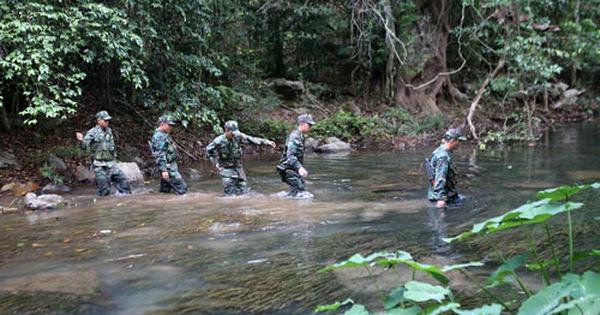 Bộ đội biên phòng ngăn chặn xuất nhập cảnh trái phép