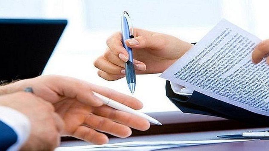 Những nội dung cần đảm bảo của hợp đồng lao động