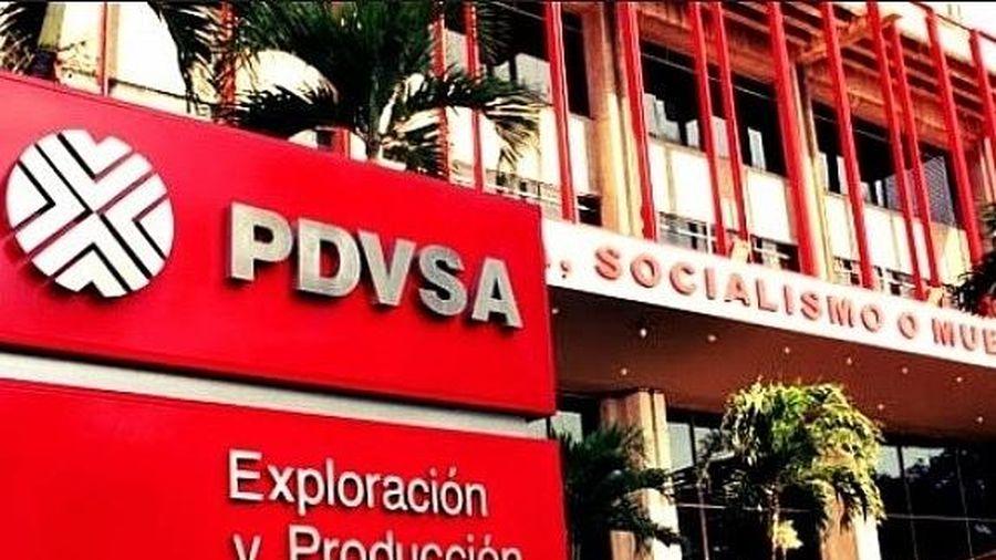 Xuất khẩu dầu của Venezuela giảm xuống mức thấp nhất trong 17 năm