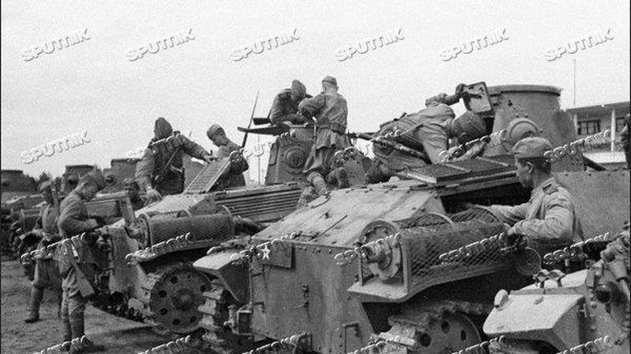 Chiến dịch tấn công thần tốc gây sửng sốt trong Thế chiến 2