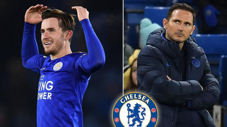 Lampard mừng thầm khi Ben Chilwell xin rời Leicester