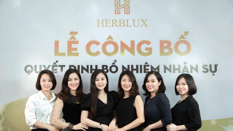 Founder thương hiệu HERBLUX và hành trình đi tìm tinh hoa thảo mộc