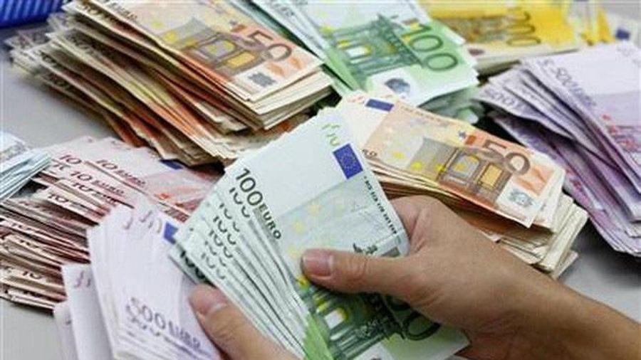 Tỷ giá euro hôm nay 4/6: VPBank tăng 75 đồng chiều mua vào