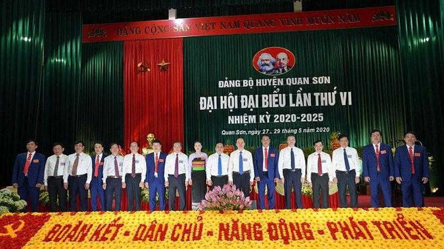 Đại hội điểm cấp huyện đầu tiên của tỉnh Thanh Hóa